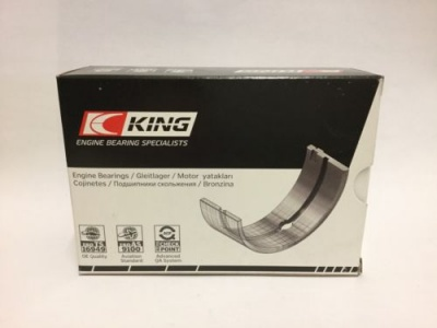King Con rod bearings 0.50 for Volvo D5244 2.4/2.5 engines