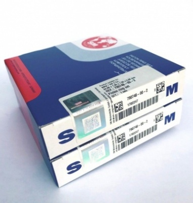 SM Piston rings set STD for BMW N42 / N45 petrol engines