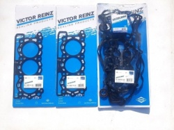 Cylinder head SET & 2 GASKETS fit to Jaguar Land Rover 3.0 D 306DT